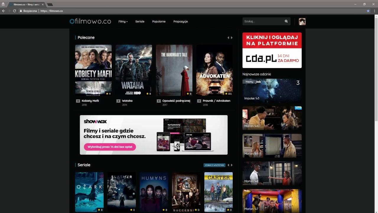 Seriale i filmy online za darmo - filmowo.co