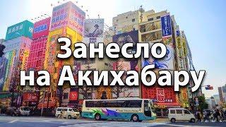 Один день из жизни в Японии. Акихабара и Торговая улочка