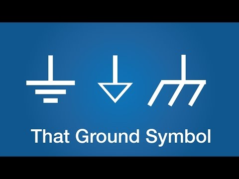 That Ground Symbol (What is Ground?) - Electronics Basics 24