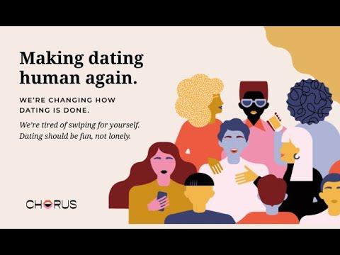 Chorus, the matchmaking app making online dating human.