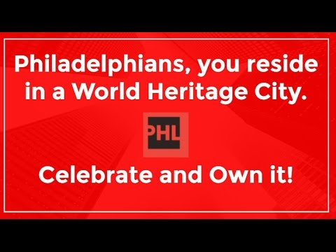 Philadelphia America's First World Heritage City - Chinese Subtitles