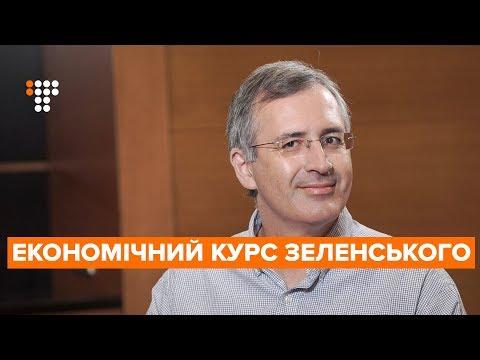 Сергій Гурієв економіст