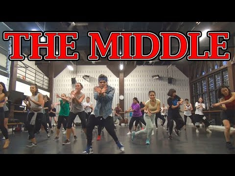 "Cover Lagu ""THE MIDDLE"" - Zedd, Maren Morris, Grey 