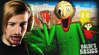 DO NOT GIVE BALDI AN APPLE EVER. | Baldi's Basic's Full Game (Demo)