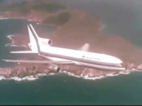 Eastern Airlines L1011 In Flight Across America