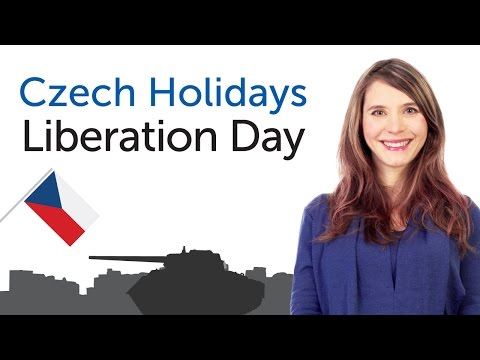 Learn Czech Holidays - Liberation Day