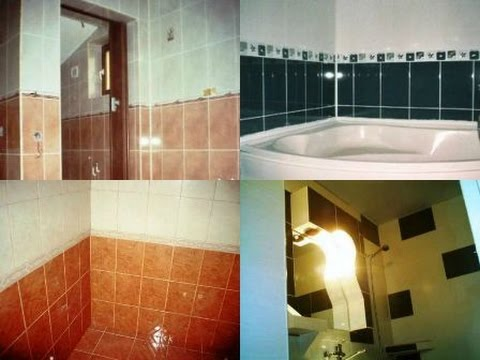 Amenajari interioare baie imagini baie 14 diferite youtube for Modele bai dedeman