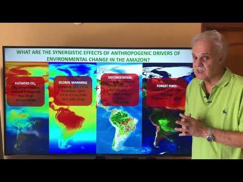 Carlos Nobre Talking About The Amazonia Third Way