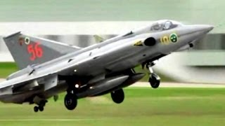 "Saab J-35 Draken ""Kite"" / Air Show Special Full HD1080p"