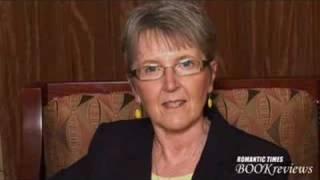 Author Mary Balogh on Writing Regency Set Novels