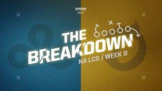 The Breakdown with Jatt: Anatomy of a Baron throw (NA LCS Week 9)