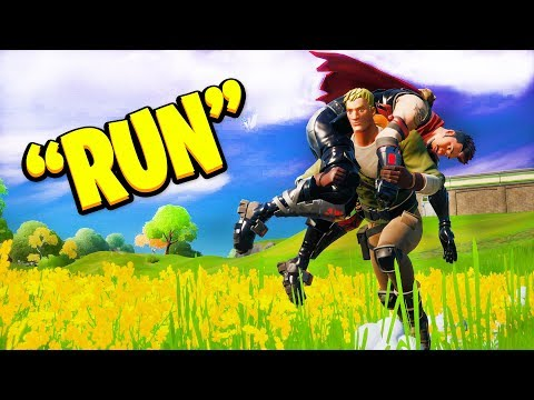 Kidnapping Players In Fortnite 😂