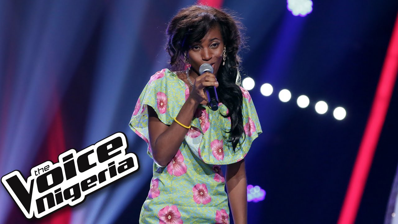 """Download Ese Urinrin sings """"Big Girls Don't Cry"""" / Blind Auditions / The Voice Nigeria Season 2"""