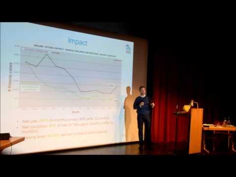 Rob Mather on AMF's Ntcheu distribution