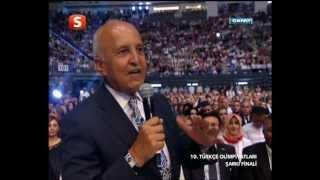 10. türkçe olimpiyatları mehmet ali birand şarkı finali süper yorum