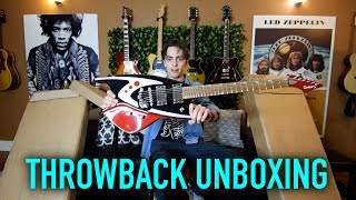 Unboxing 4 Guitars