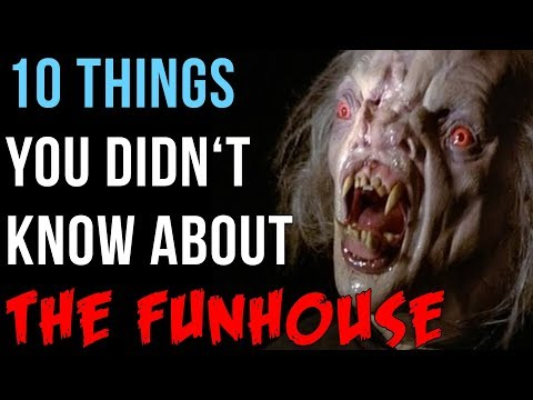 10 Things You Didn't Know About Tobe Hooper's The Funhouse