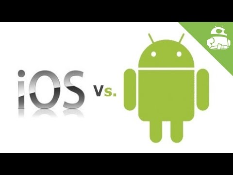 Android vs. iOS - Differences That Matter