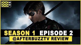 Titans Season 1 Episode 2 Review & After Show