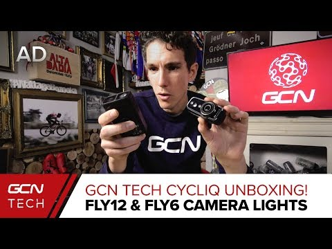 GCN Tech Unboxing: Cycliq Fly12 CE & Fly6 CE Lights & Cameras