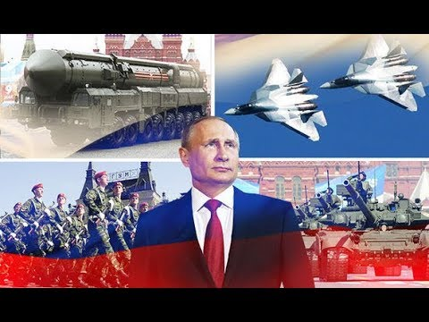 Putin Makes Military a Top Priority: Cutting Edge New Technology Has Transformed the Russian Army