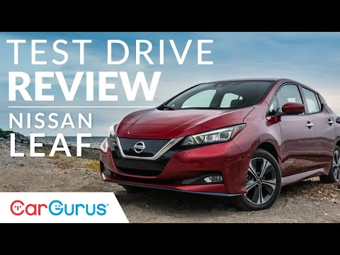 Nissan Leaf Test Drive Review | Over 200 miles of range from YouTube · Duration:  6 minutes 25 seconds
