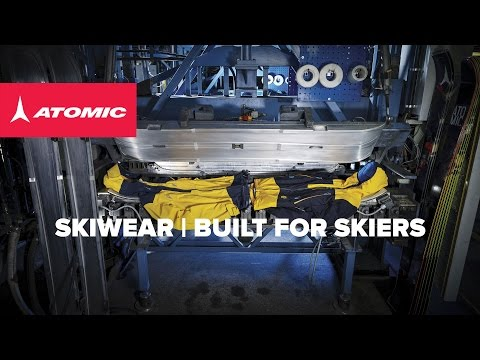 ATOMIC Skiwear | Built For Skiers
