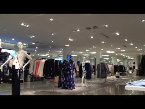 Hudsons Bay Store Toronto Canada