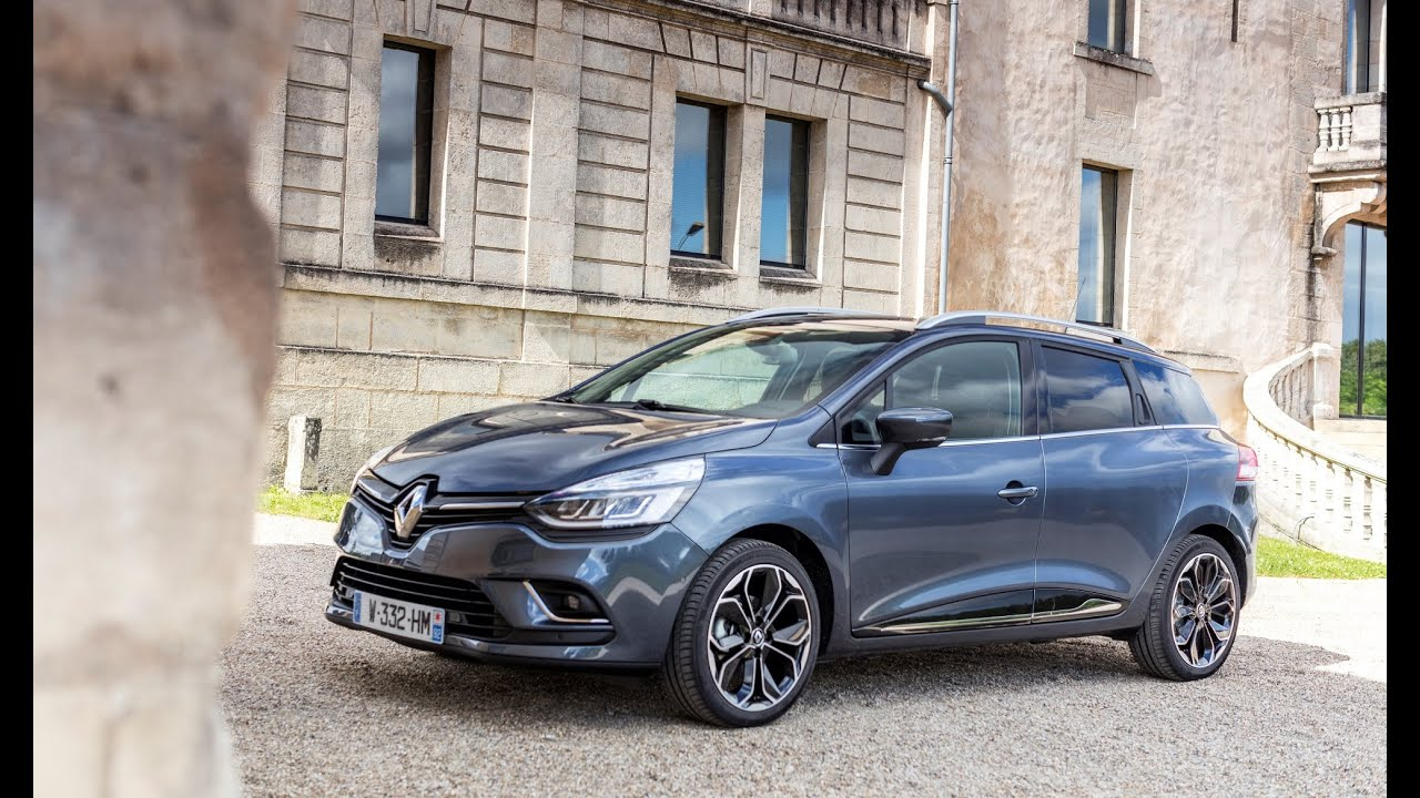 the new renault clio and clio estate youtube
