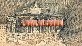 ■Alfa.mayu art channel Promotional Video■