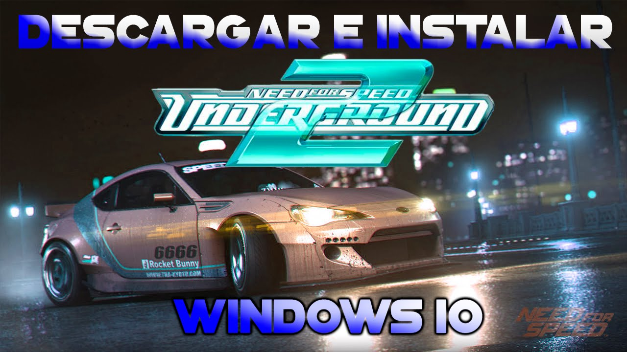 Need for speed for windows 7