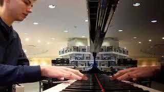 Howl's Moving Castle Theme (Piano) - Kyle Landry Arrengement