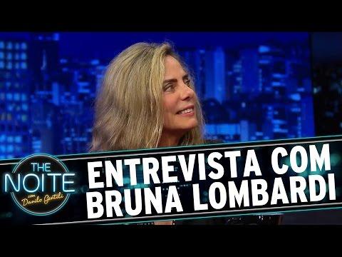The Noite (14/12/15) - Entrevista com Bruna Lombardi