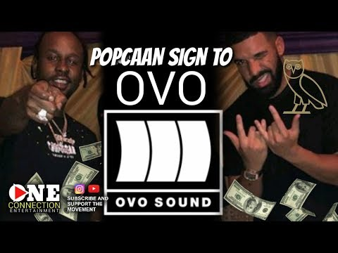 DRAKE Signs POPCAAN To OVO Record Label | Unruly Fest Successful Mp3