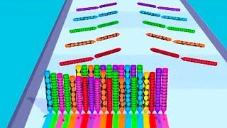 Pencil Rush 3D - Level 54-68 G…