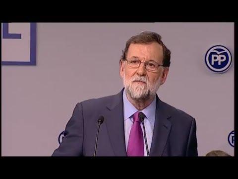 """Mariano Rajoy: """"La crisis de Catalunya es la más grave en la historia reciente de España"""""""