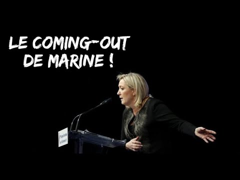 Après sa défaite retentissante aux présidentielles, Marine se lâche