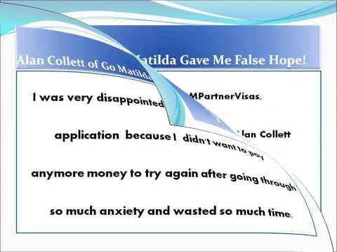 www.gomatilda.com | SUCKS! | Go Matilda Reviews | Alan Collett of GoMatilda Gave Me False Hope!