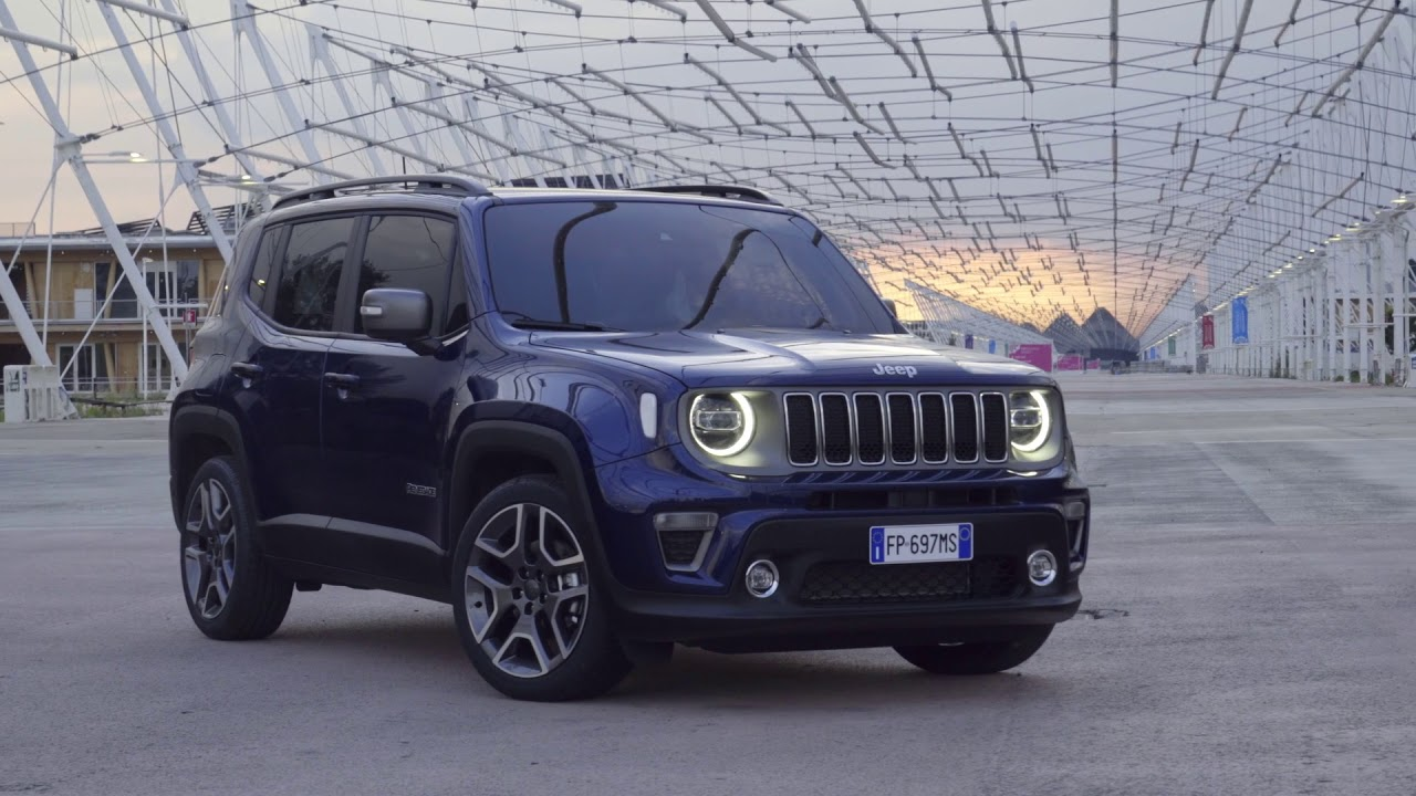 Jeep Renegade Limited My 19 Youtube