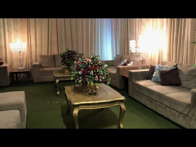 Casamento Stefany e Fernando   Creme e cor de Rosa CERIMONIA NO LOCA