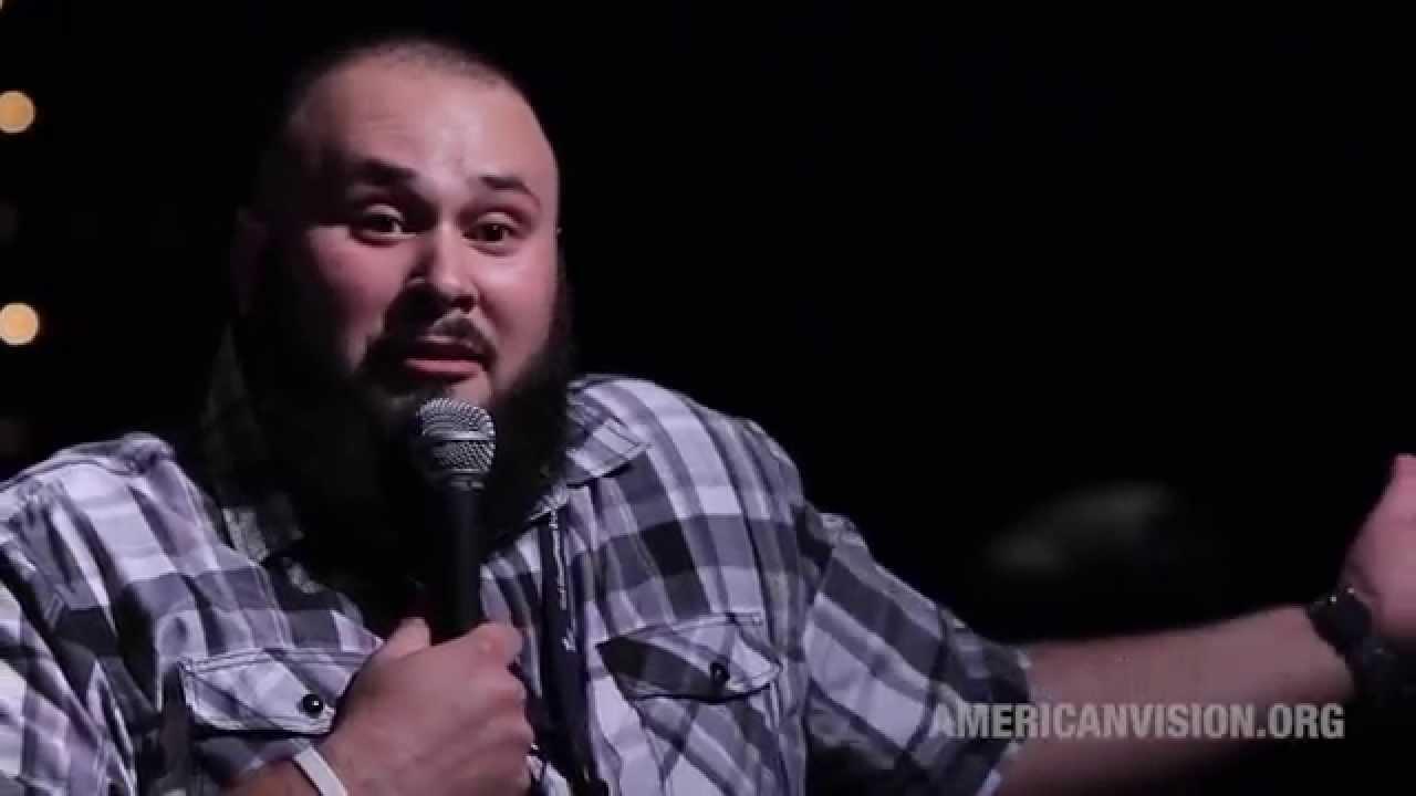 Hilarious Christian Comedian!