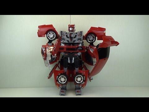 Игрушка  Робот Трансформер Transformers  Robot Cars Toy