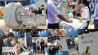 Современное медицинское оборудование в КНР становится доступнее(Диагноз за минуты Телеканал CCTV-русскийЦентральноготелевиденияКитая. Впрограммепередаютсявсеважныемиро..., 2016-05-11T10:28:09.000Z)