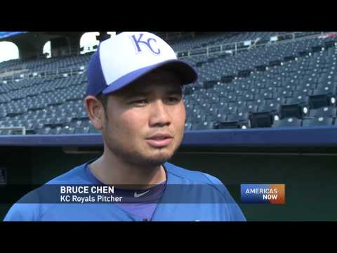 Bruce Chen: Latin-American baseball star of Chinese descent