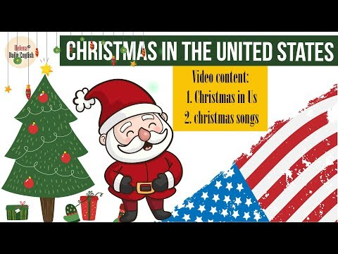 Christmas In The United States: Santa Claus, Trees, Food, Churches, And New Years