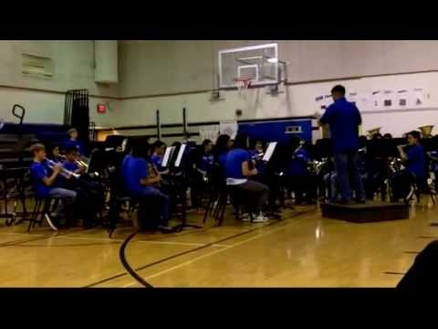 Holmes Middle School Symphonic Band.mov