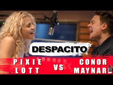 Conor Maynard - Despacito VS Pixie Lott (SING OFF)
