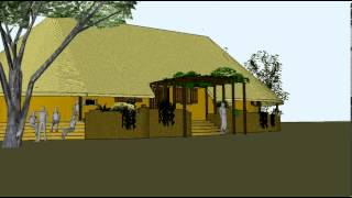 Zambian vernacular architecture: proposed office