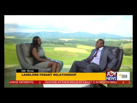 Landlord And Tenant Relationship - AM Show (29-1-15)