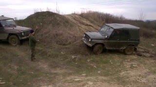 G Mercedes UAZ-t ment